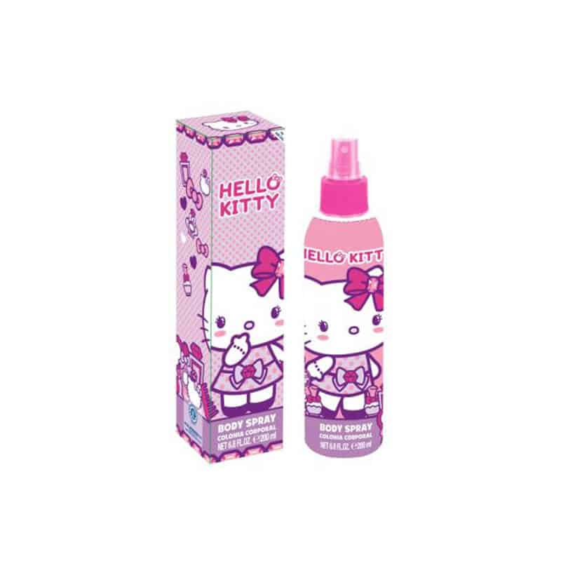 6bb2c6403 Hello Kitty Body Spray 200 ml – Maison